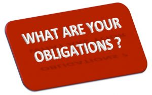 Obligations client contract management
